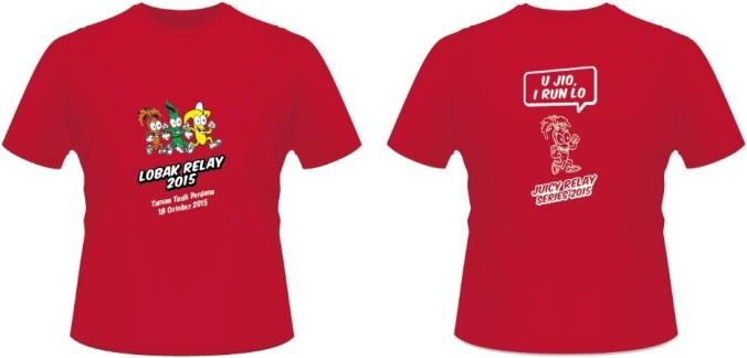 Lobak Relay T-Shirt