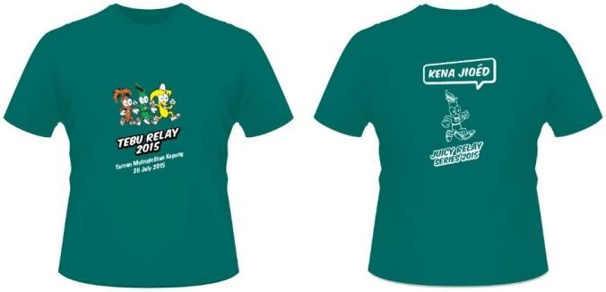 Tebu Relay T-Shirt